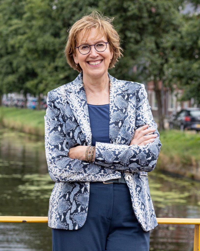 Advocaat Louise van der Veen